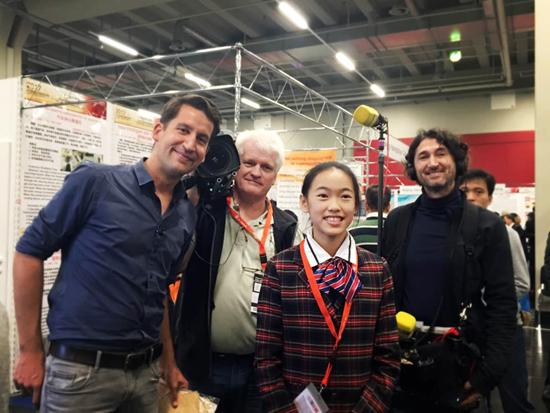 那名发明环保电池的暨大附小学子刘名修获评 南粤最美少年